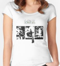 Genesis - The Lamb Lies Down on Broadway Women's Fitted Scoop T-Shirt