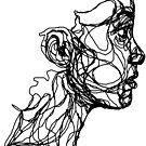 One stroke profile by Arsonista Gartzia