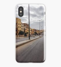 Suburb in Morocco iPhone Case/Skin