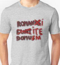 Romanus Eunt Domus Slim Fit T-Shirt