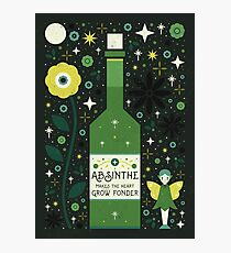 Absinthe  Photographic Print