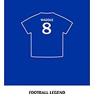 Chris Waddle - Football Legend by springwoodbooks