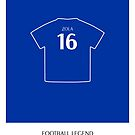Gianfranco Zola - Football Legend by springwoodbooks