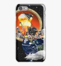 Destruction of Humanity iPhone Case/Skin
