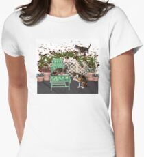 Lazy Days .. June Cats T-Shirt