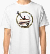 Making Friends At Sea Classic T-Shirt