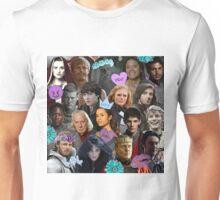 Merlin Collage Unisex T-Shirt