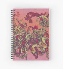 Cuaderno de espiral Pandora's Box