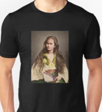 Vintage Woman from the Philipines Unisex T-Shirt