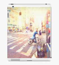 Colorful NYC Intersection iPad Case/Skin