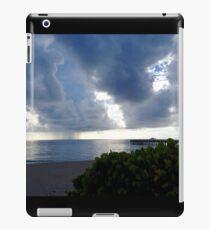 Storm Over Atlantic iPad Case/Skin