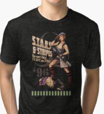Camiseta de tejido mixto Valentine Bombshell