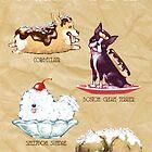 Dessert Dogs by Eli Benik
