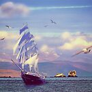 Ship of tomorrow's dreams  by kindangel