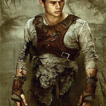 The Maze Runner - Thomas Poster by A5-TheGlue