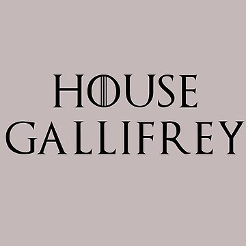 House Gallifrey by Earth2Kim