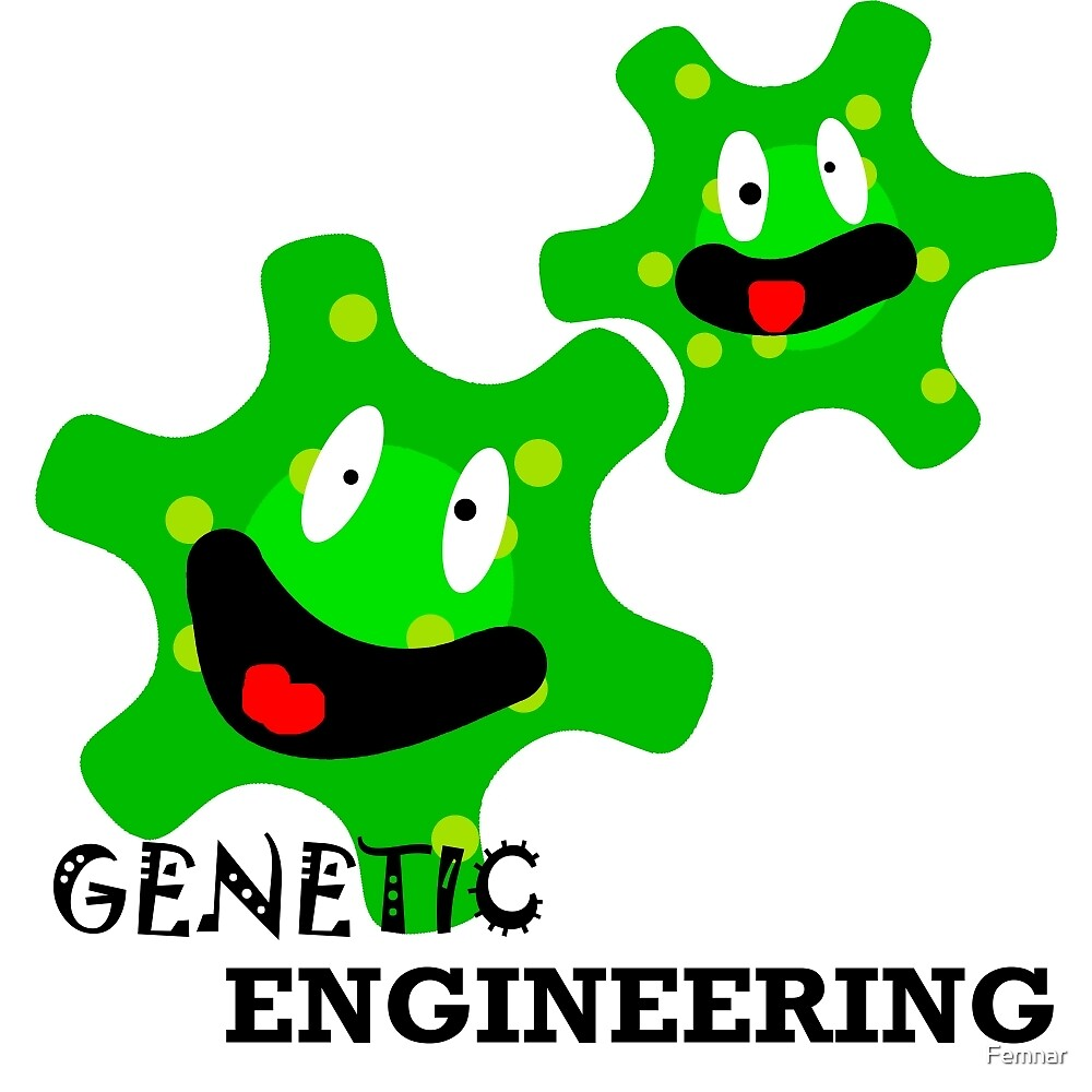 Genetic Engineering by Femnar