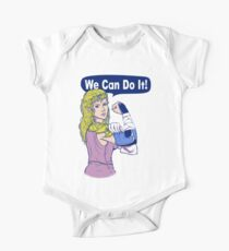 ZELDA - We Can Do It!  Kids Clothes