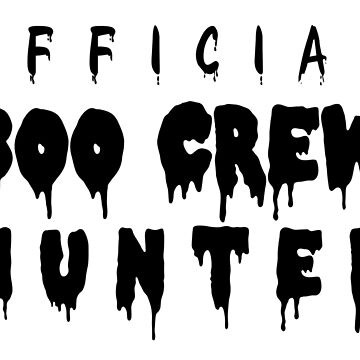 Boo Crew Hunter by Bobgoblin32