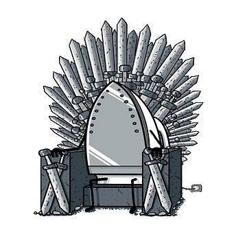 Iron throne by nylee123