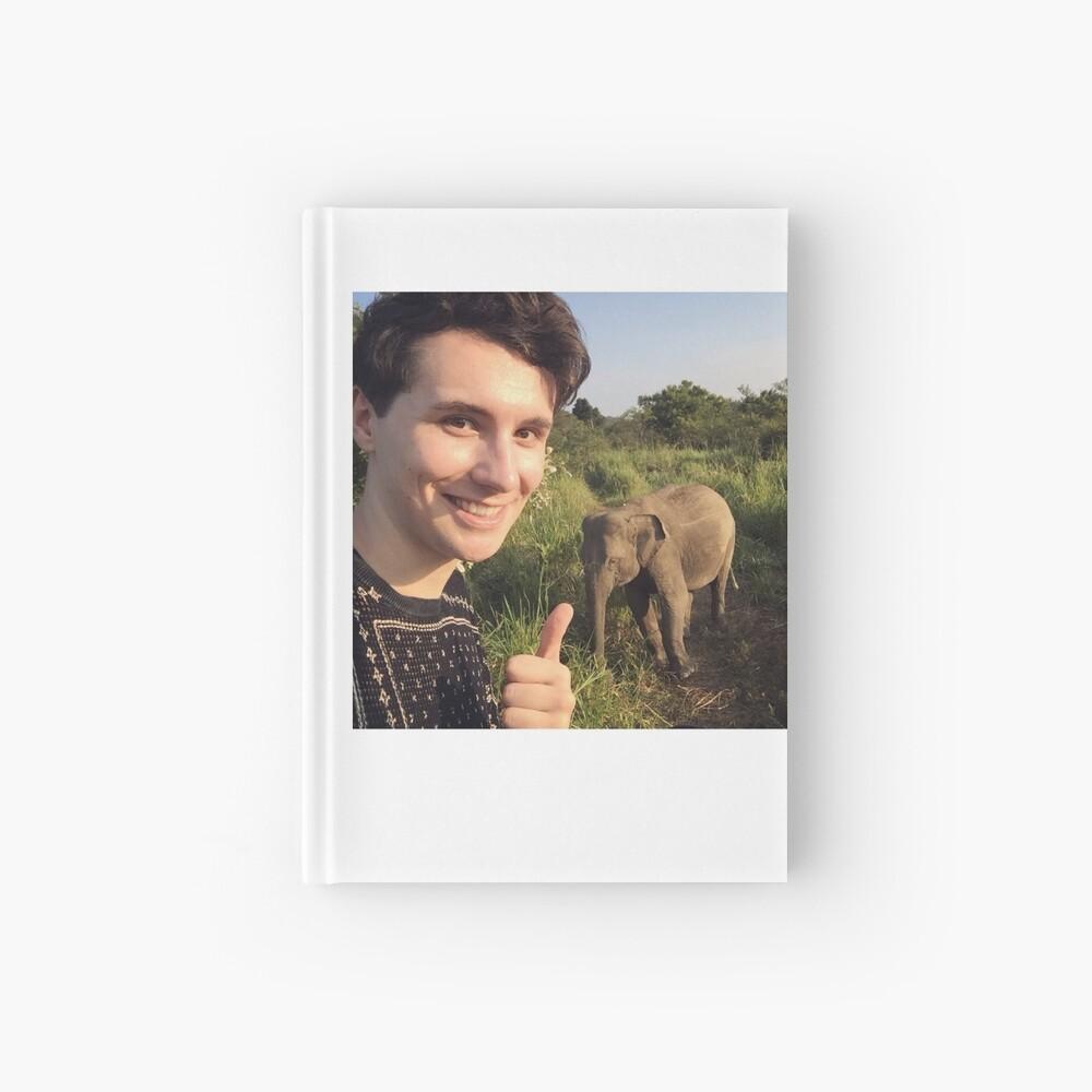 Safari Dan Elefant Notizbuch