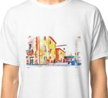 Teramo: newsstand newspapers Classic T-Shirt
