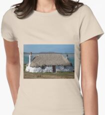 North Uist Thatched Cottage T-Shirt