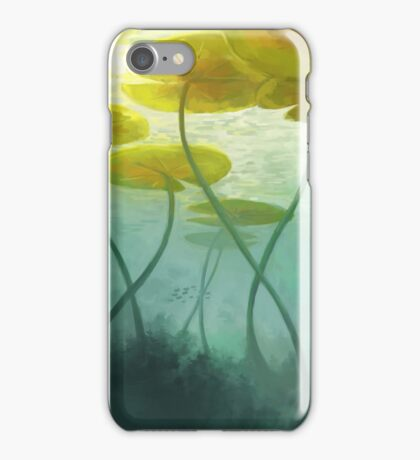 Sea Lilly iPhone Case/Skin
