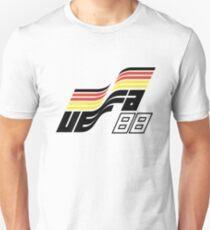 Fußball-Europameisterschaft 1988 Deutschland Slim Fit T-Shirt