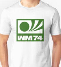 Weltmeisterschaft 74 Deutschland Slim Fit T-Shirt