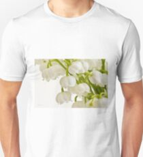 Lily Of The Valley - Macro  T-Shirt