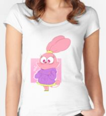 Panini Women's Fitted Scoop T-Shirt