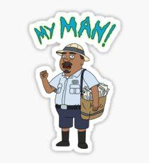 My Man! Sticker