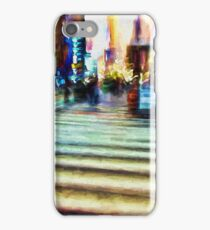 Twilight NYC Abstract iPhone Case/Skin