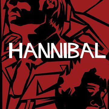 Hannibal - The Broken Teacup by Arihiro