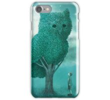 The Night Gardener - Cover iPhone Case/Skin