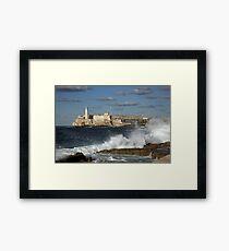 Morro Castle Framed Print