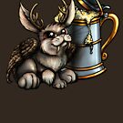 Wolpertinger by Sladeside