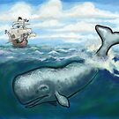 Whale Ho! by Kevin Middleton