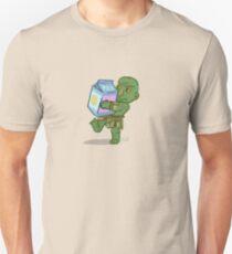 STRONG HAS FOUND MILK Unisex T-Shirt