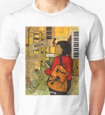Urban Music Student Unisex T-Shirt