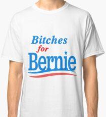 Bitches 4 Bernie Classic T-Shirt