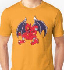 Fiery Gargoyle Unisex T-Shirt
