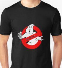GHOSTBUSTERS GRAFFITI LOGO Unisex T-Shirt