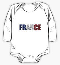 France One Piece - Long Sleeve