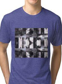 Film Scans Tri-blend T-Shirt