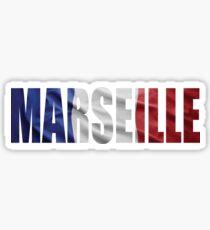 Marseille Sticker