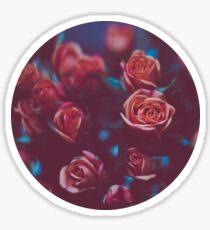 Botánico Oscuro Sticker