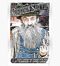 Moonshine Popcorn Sutton  Poster