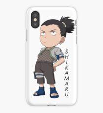 uuu Shikamaru!! iPhone Case/Skin